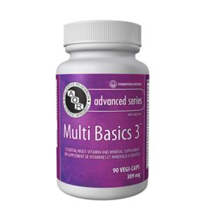 AOR Multi Basics 3