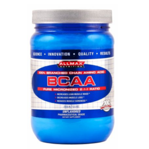 BCAA Powder 400g Allmax Nutrition