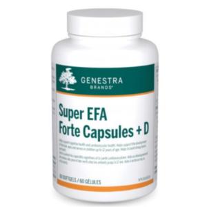Genestra Super EFA Capsules plus Vitamin D