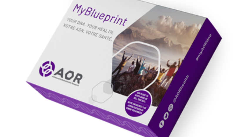 AOR MyBlueprint DNA