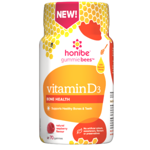 honibe vitamin d3 dummies