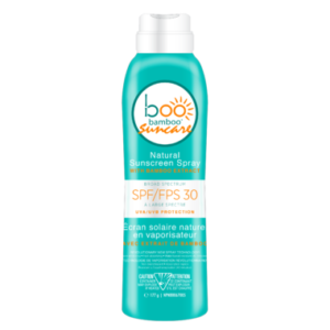 Boo Bamboo SPF 30 Adult Sunscreen Mini Spray