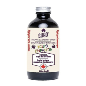 Suro Organic Elderberry for Kids