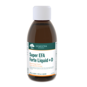 Genestra Super EFA Forte Liquid + D 200ml