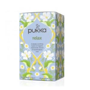 Pukka Tea Organic Relax
