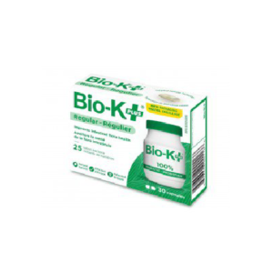 Bio-K+ Probiotic Capsules 25 Billion