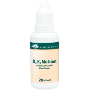 Genestra Vitamin D3K2 Mulsion