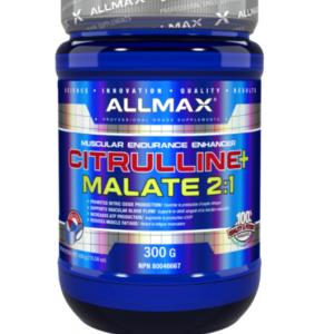 Citrulline Malate 2:1 300g Allmax Nutrition