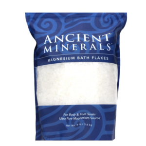 Ancient Minerals Magnesium Bath Flakes 8lbs