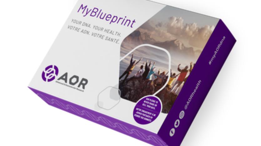 AOR MyBlueprint DNA