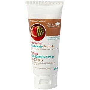Newco Watermelon Fluoride Free Kids Toothpaste