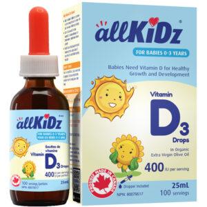 allkidz d3 drops for babies