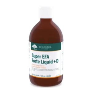 Genestra Super EFA Forte Liquid + D