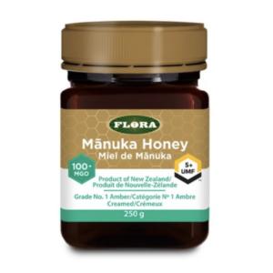 Flora Manuka Honey MGO 100+ UMF 5+