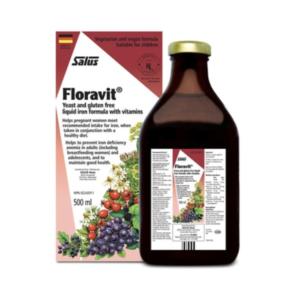 Salus Haus Floravit Yeast And Gluten Free Tonic