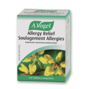 A.Vogel Allergy Relief Tablets