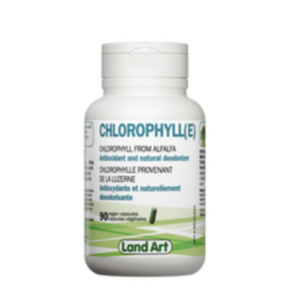 Chlorophyll Capsules