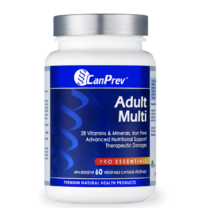 CanPrev Adult Multivitamin