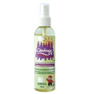 Citrobug Mosquito Repellent Oil for Kids